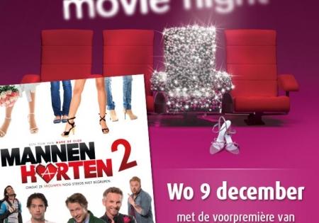 Ladiesnight XXL JT Bioscoop Hoorn